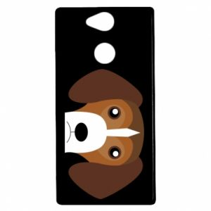 Etui na Sony Xperia XA2 Beagle breed