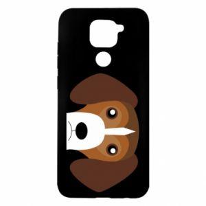 Etui na Xiaomi Redmi Note 9/Redmi 10X Beagle breed