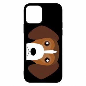Etui na iPhone 12/12 Pro Beagle breed