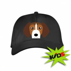 Kids' cap Beagle breed - PrintSalon