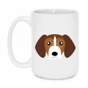 Mug 450ml Beagle breed - PrintSalon