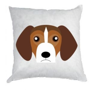 Pillow Beagle breed - PrintSalon