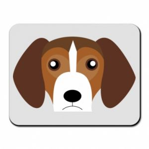 Mouse pad Beagle breed - PrintSalon