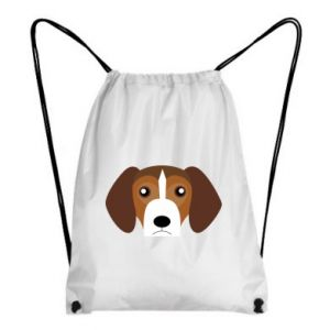 Backpack-bag Beagle breed - PrintSalon