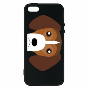 Phone case for iPhone 5/5S/SE Beagle breed - PrintSalon
