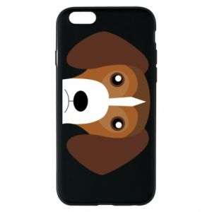 Phone case for iPhone 6/6S Beagle breed - PrintSalon