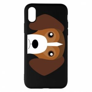 Phone case for iPhone X/Xs Beagle breed - PrintSalon