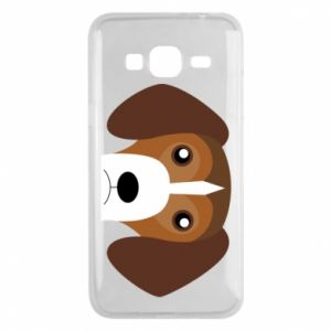 Phone case for Samsung J3 2016 Beagle breed - PrintSalon