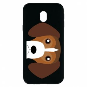 Phone case for Samsung J3 2017 Beagle breed - PrintSalon