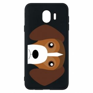 Phone case for Samsung J4 Beagle breed - PrintSalon