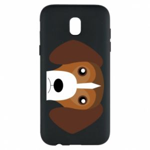 Phone case for Samsung J5 2017 Beagle breed - PrintSalon