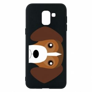 Phone case for Samsung J6 Beagle breed - PrintSalon
