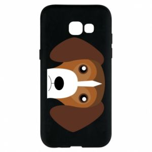 Phone case for Samsung A5 2017 Beagle breed - PrintSalon