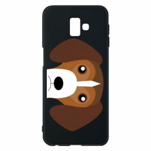 Phone case for Samsung J6 Plus 2018 Beagle breed - PrintSalon