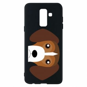 Phone case for Samsung A6+ 2018 Beagle breed - PrintSalon