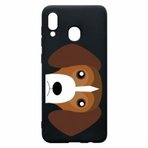 Phone case for Samsung A30 Beagle breed - PrintSalon