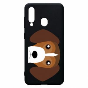 Phone case for Samsung A60 Beagle breed - PrintSalon