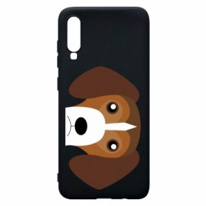 Phone case for Samsung A70 Beagle breed - PrintSalon