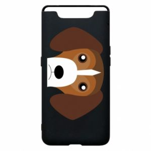 Phone case for Samsung A80 Beagle breed - PrintSalon