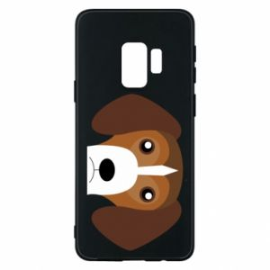 Phone case for Samsung S9 Beagle breed - PrintSalon