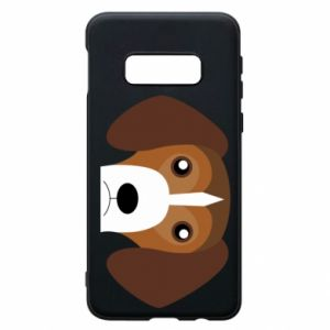 Phone case for Samsung S10e Beagle breed - PrintSalon