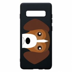 Phone case for Samsung S10+ Beagle breed - PrintSalon