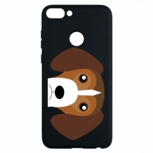 Phone case for Huawei P Smart Beagle breed - PrintSalon