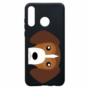 Phone case for Huawei P30 Lite Beagle breed - PrintSalon