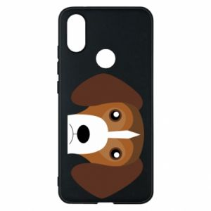 Phone case for Xiaomi Mi A2 Beagle breed - PrintSalon