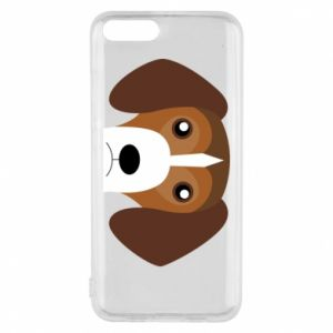 Phone case for Xiaomi Mi6 Beagle breed - PrintSalon