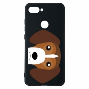 Phone case for Xiaomi Mi8 Lite Beagle breed - PrintSalon