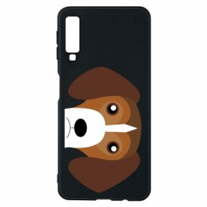 Phone case for Samsung A7 2018 Beagle breed - PrintSalon