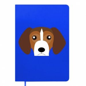 Notepad Beagle breed - PrintSalon