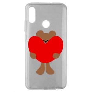 Etui na Huawei Honor 10 Lite Bear with a big heart
