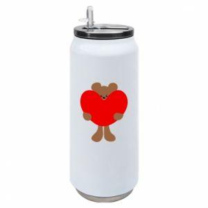 Puszka termiczna Bear with a big heart