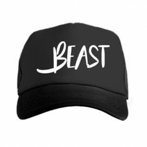 Czapka trucker Beast