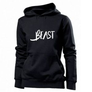 Women's hoodies Beast