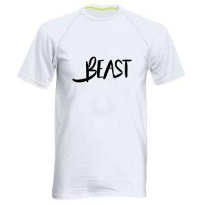 Koszulka sportowa męska Beast