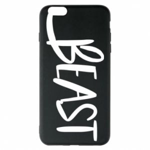 Phone case for iPhone 6 Plus/6S Plus Beast