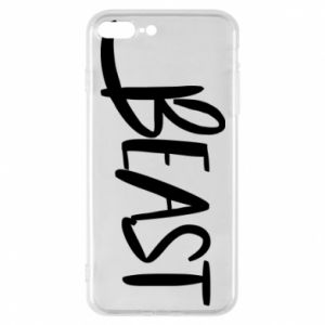 Phone case for iPhone 7 Plus Beast