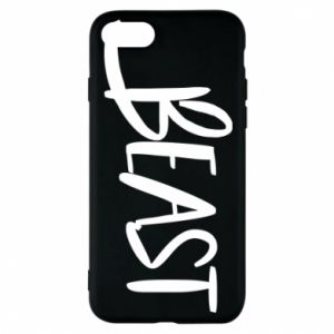 Phone case for iPhone 8 Beast