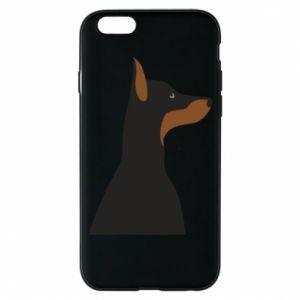 Phone case for iPhone 6/6S Beautiful doberman