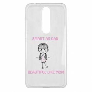 Nokia 5.1 Plus Case Beautiful like mom