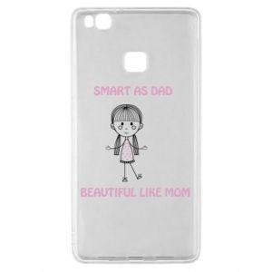 Huawei P9 Lite Case Beautiful like mom