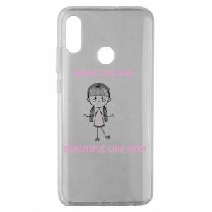 Huawei Honor 10 Lite Case Beautiful like mom