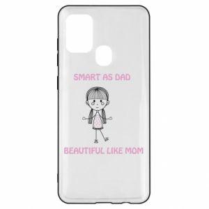 Samsung A21s Case Beautiful like mom
