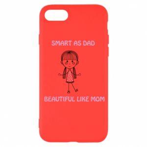 iPhone SE 2020 Case Beautiful like mom