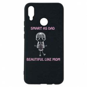 Etui na Huawei P Smart Plus Beautiful like mom