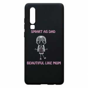 Etui na Huawei P30 Beautiful like mom - PrintSalon
