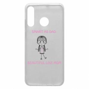 Huawei P30 Lite Case Beautiful like mom